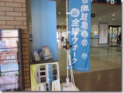 伊豆急全線ウォーク(伊豆稲取駅→今井浜海岸駅→河津駅)