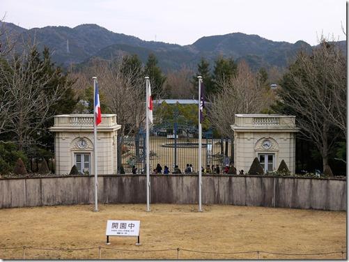 空ぁスゴイ!河津桜とフランス庭園~熱気球から河津のまちを眺めよう!~